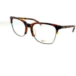 24d1bc42970 Nike Accessories - 38KD-210-55 Unisex Tortoise Frame Clear Eyeglasses